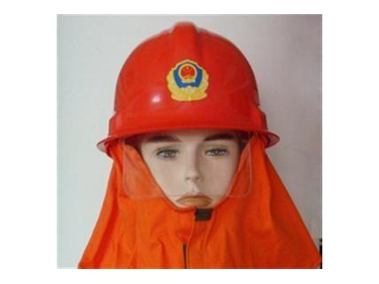 消防帽子矢量图